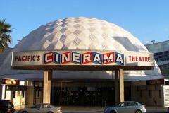 Cinerama Dome Hollywood, Ca