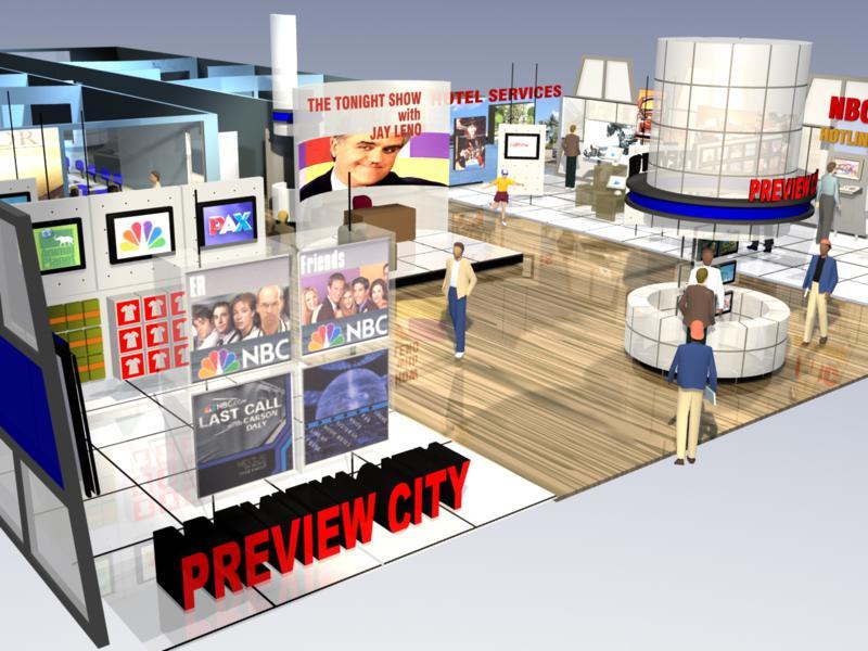 Preview City, Las Vegas